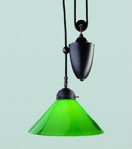 Berliner Messinglampen Deckenleuchte Pendelleuchte Ei04-70gr