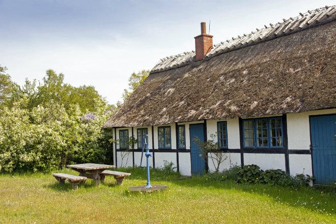 Skandinavisches Landhaus