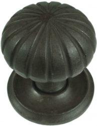 Türknopf Eisen antik