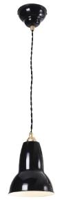 Original 1227 Messing Kollektion Hängeleuchte schwarz