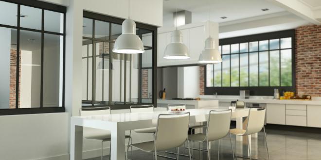 industrielampen kreutz landhaus magazin. Black Bedroom Furniture Sets. Home Design Ideas