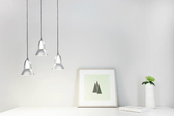 Duo Haengeleuchte Schirm Material Aluminium