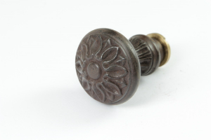 Tuerknopf Eisen antik Durchmesser 47 mm