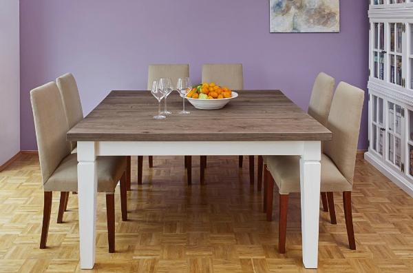 SOPHIE Tisch Esstisch Eiche