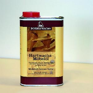 Hartwachs Möbelöl - Mit Naturwachsinhalt