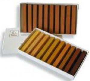 Hartwachsstangenkitt - verschiedene Farben