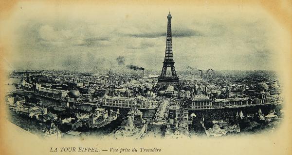 Paris ist eine wichtige Stadt, wenn es um die Geschichte von Art déco geht