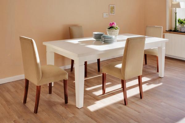 SOPHIE Tisch Esstisch Eiche 200 cm x 100 cm