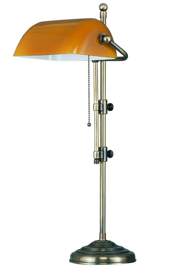 bankerlampe-glasschirm-cognac