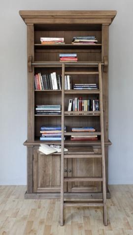 washington-bibliothek-eiche-grau-120-cm