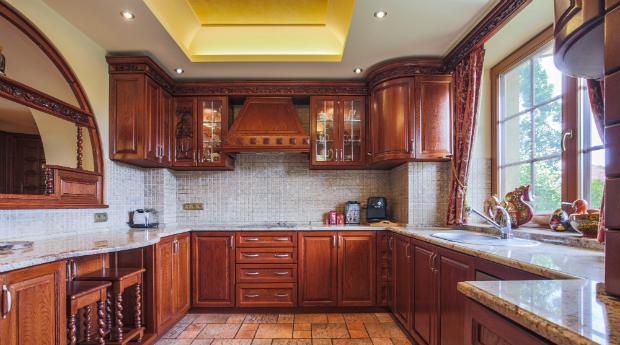 So könnte Ihre Küche nach der Restaurierung aussehen