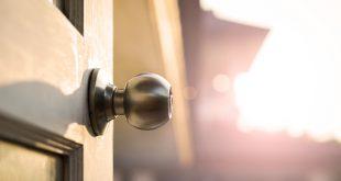 Türgriff - Chrombeschläge für Türen