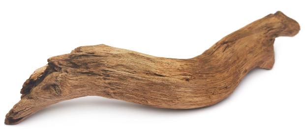 Holzstück, Altholz-Recycling
