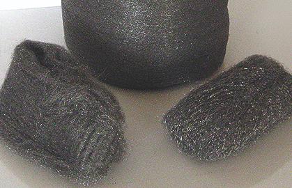 Stahlwolle - Grad 0000 - Metall reinigen