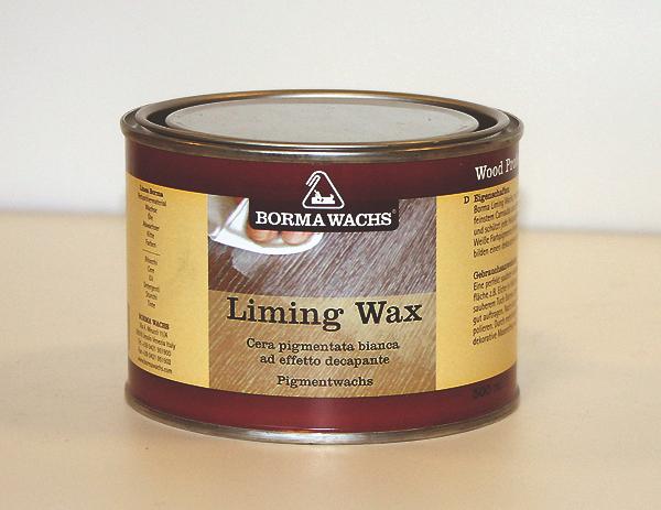 Borma Liming Wax | mit reinem Bienenwachs und Carnauba bereichert