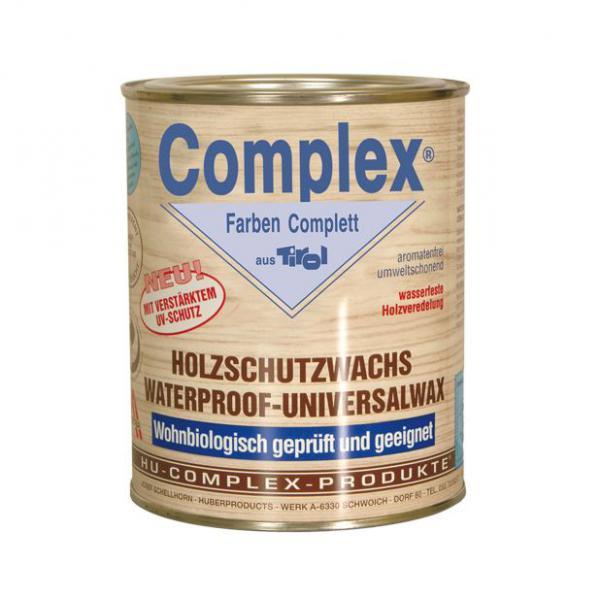 COMPLEX - Holzschutzwachs HU 005