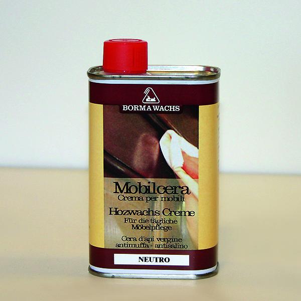 MOBILCERA - Flüssiges Holzwachs für die tägliche Möbelpflege