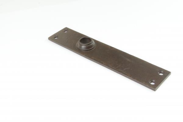 Langschild Blind Eisen antik