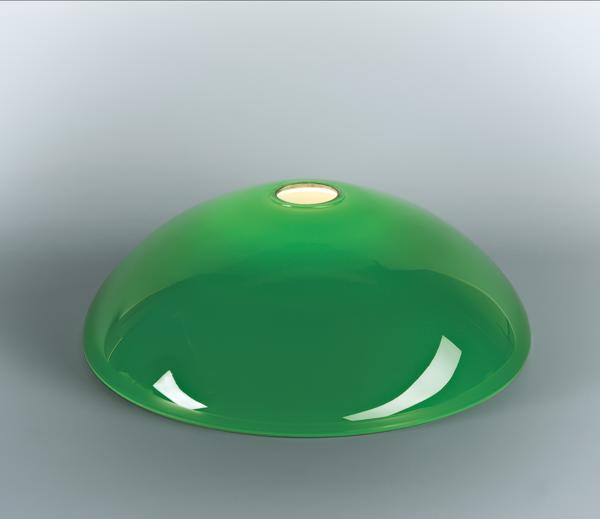 Glasschirm 98 Grün