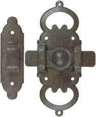Riegel Eisen Antik