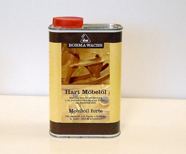 Hartmöbelöl- Speziell für Möbel