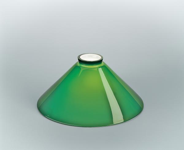 Glasschirm 25 Grün