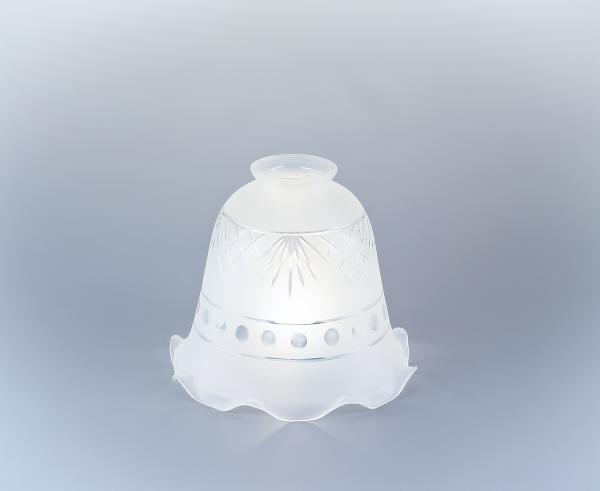 Glasschirm 20 Kristallschliff