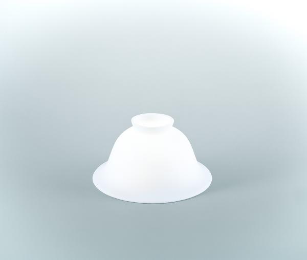 Glasschirm 11ops Opal satiniert