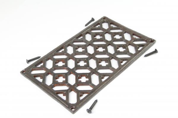 Gitter Eisen Antik